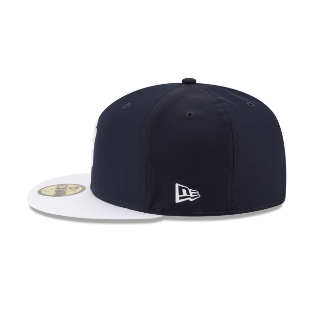 f969b4750a2 ... usa kids new york yankees batting practice prolight 59fifty fitted left  side view 9ba8b c623a