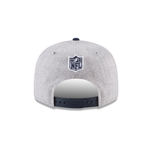 LOS ANGELES RAMS NFL DRAFT 9FIFTY SNAPBACK Rear view