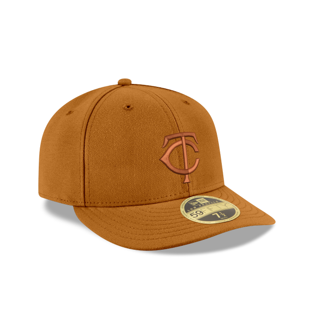 MINNESOTA TWINS TONAL LOW PROFILE 59FIFTY FITTED 3 quarter right view
