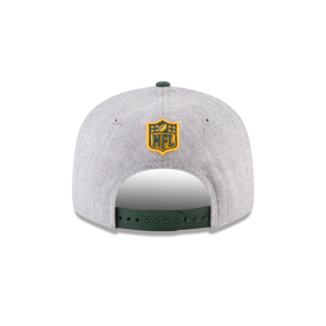 GREEN BAY PACKERS NFL DRAFT 9FIFTY SNAPBACK Rear view