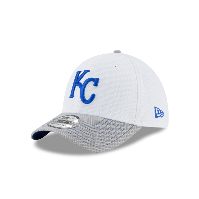 KANSAS CITY ROYALS 2T RAPID 39THIRTY STRETCH FIT 3 quarter left view