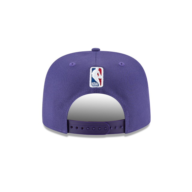 PHOENIX SUNS HIGH CROWN 9FIFTY SNAPBACK Rear view
