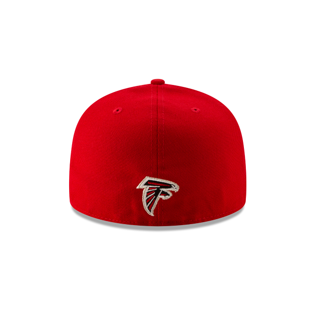 ATLANTA FALCONS NFL LOGO ELEMENTS 59FIFTY FITTED Rear view