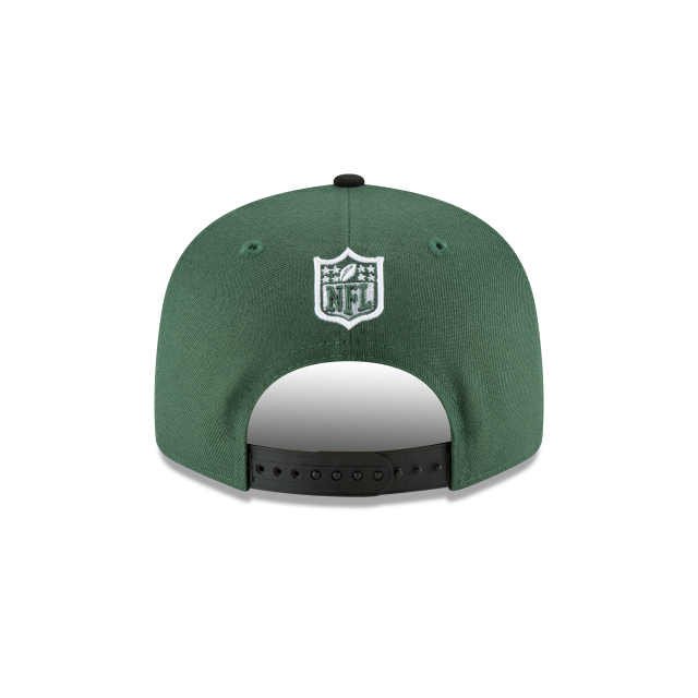 NEW YORK JETS SPOTLIGHT 9FIFTY SNAPBACK Rear view