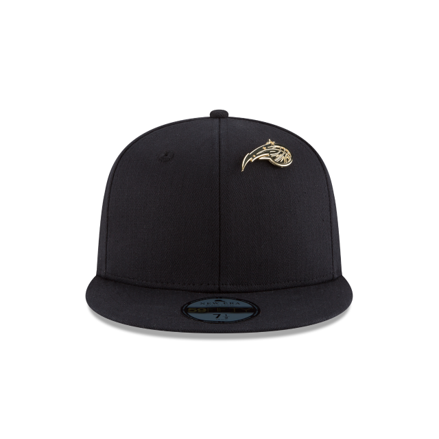 ORLANDO MAGIC ESSENTIAL PIN 59FIFTY FITTED Front view