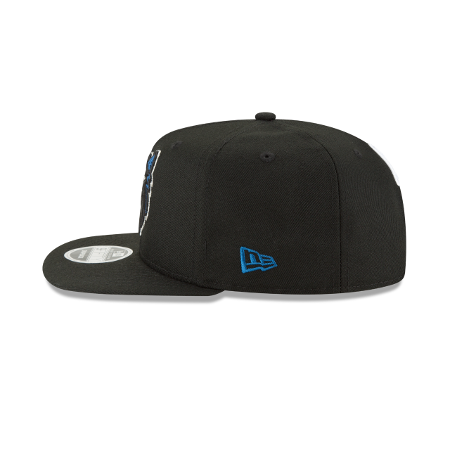 MINNESOTA TIMBERWOLVES HIGH CROWN 9FIFTY SNAPBACK Left side view