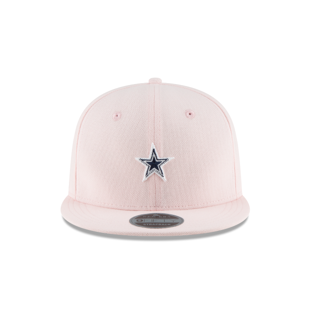 DALLAS COWBOYS MICRO STITCH 9FIFTY SNAPBACK Front view