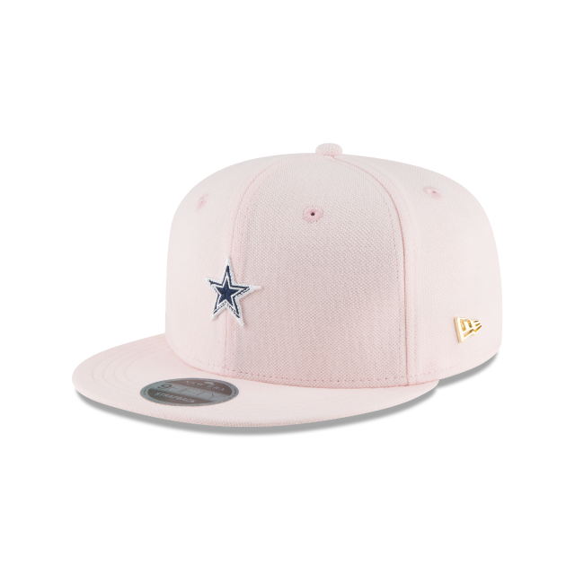 DALLAS COWBOYS MICRO STITCH 9FIFTY SNAPBACK 3 quarter left view