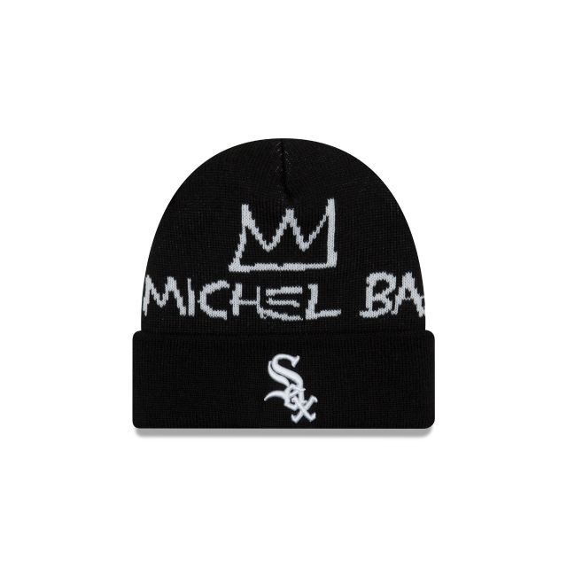 CHICAGO WHITE SOX BASQUIAT SIGNATURE KNIT Front view