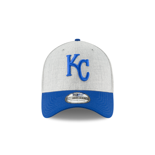 KANSAS CITY ROYALS CHANGE UP REDUX 39THIRTY STRETCH FIT Front view