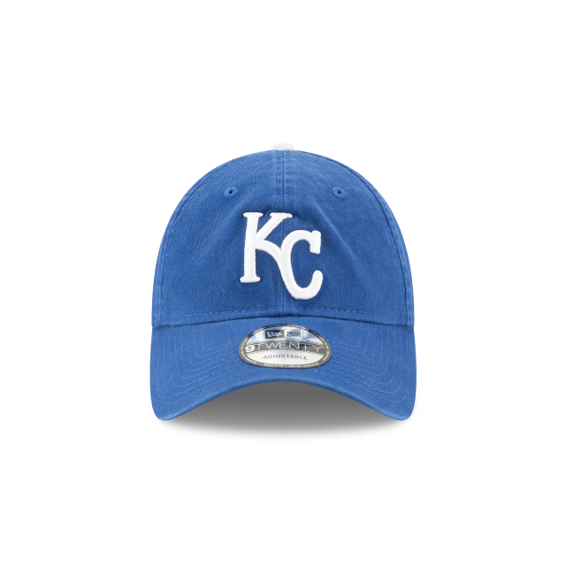 KANSAS CITY ROYALS CORE CLASSIC 9TWENTY ADJUSTABLE Front view