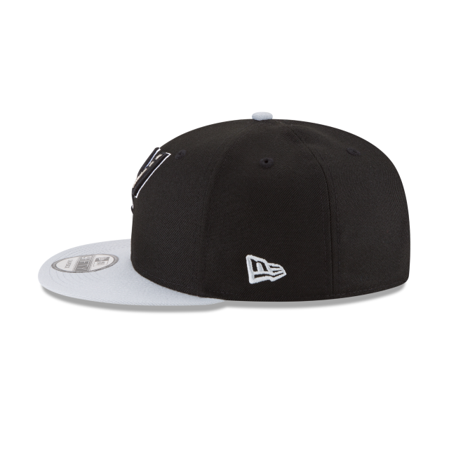 SAN ANTONIO SPURS SIDE STATED 9FIFTY SNAPBACK Left side view