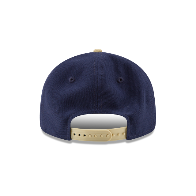 MILWAUKEE BREWERS SANDLOT LND RETRO CROWN 9FIFTY SNAPBACK Rear view