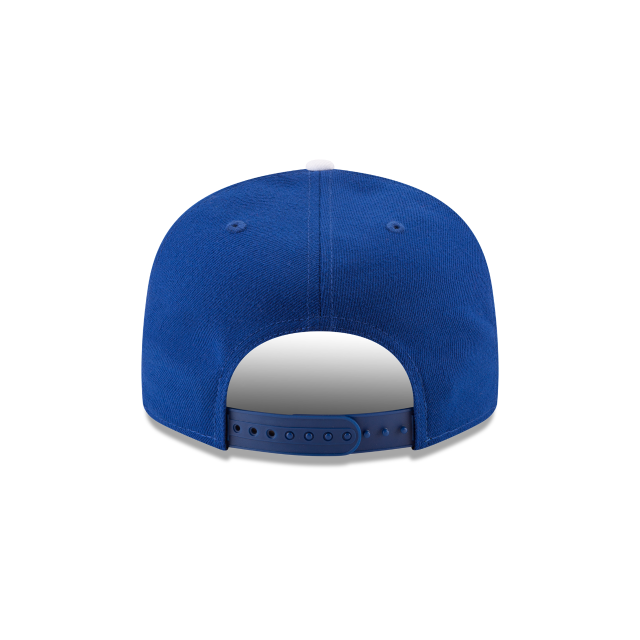 KANSAS CITY ROYALS TEAM COLOR BASIC 9FIFTY SNAPBACK Rear view