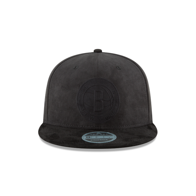 BROOKLYN NETS SNAKESKIN 9FIFTY SNAPBACK Front view