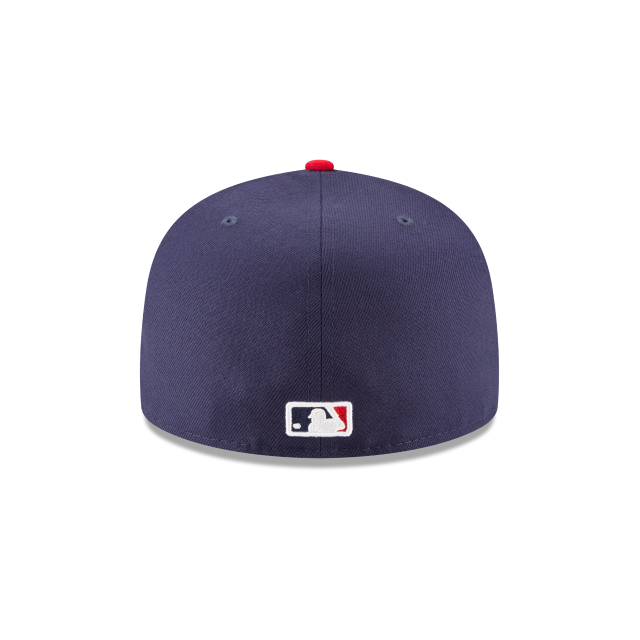 MILWAUKEE BREWERS PATRIOTIC TURN 59FIFTY FITTED Rear view