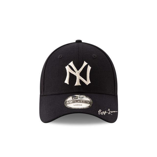 New York Yankees Ralph Lauren 49forty Fitted  4e7cd081925