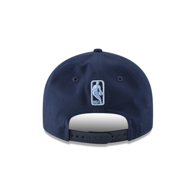 MEMPHIS GRIZZLIES TEAM CHOICE RETRO CROWN 9FIFTY SNAPBACK Rear view