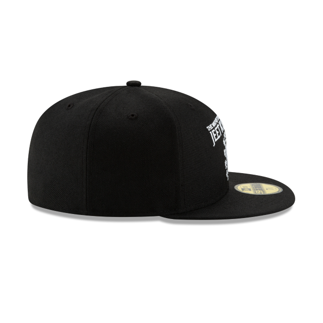 BRUCE LEE BLACK 59FIFTY FITTED Right side view