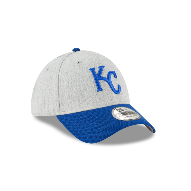 KANSAS CITY ROYALS CHANGE UP REDUX 39THIRTY STRETCH FIT 3 quarter right view