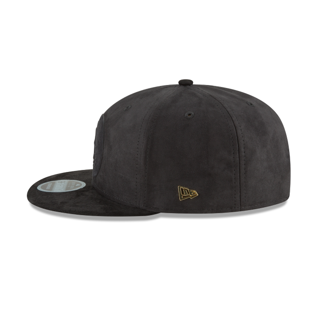 BROOKLYN NETS SNAKESKIN 9FIFTY SNAPBACK Left side view