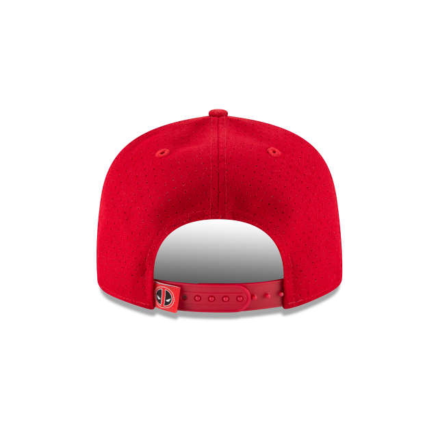 DEADPOOL PERFORATED 9FIFTY SNAPBACK Rear view