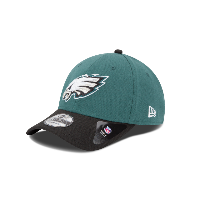 PHILADELPHIA EAGLES SUPER BOWL SIDE PATCH 39THIRTY 3 quarter left view