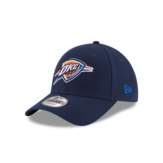 KIDS OKLAHOMA CITY THUNDER THE LEAGUE 9FORTY ADJUSTABLE 3 quarter left view c296c87f309b