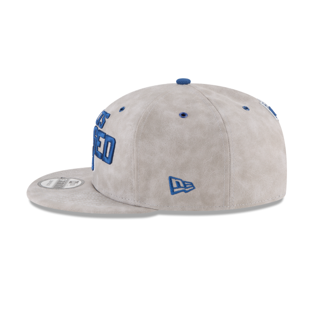 INDIANAPOLIS COLTS SPOTLIGHT PREMIUM 9FIFTY SNAPBACK Left side view