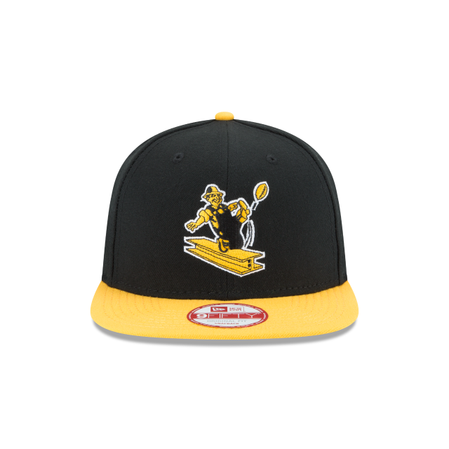 PITTSBURGH STEELERS HISTORIC 9FIFTY SNAPBACK Front view