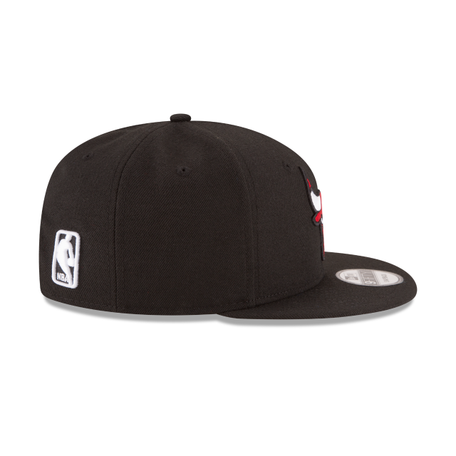 CHICAGO BULLS TEAM COLOR 9FIFTY SNAPBACK Right side view