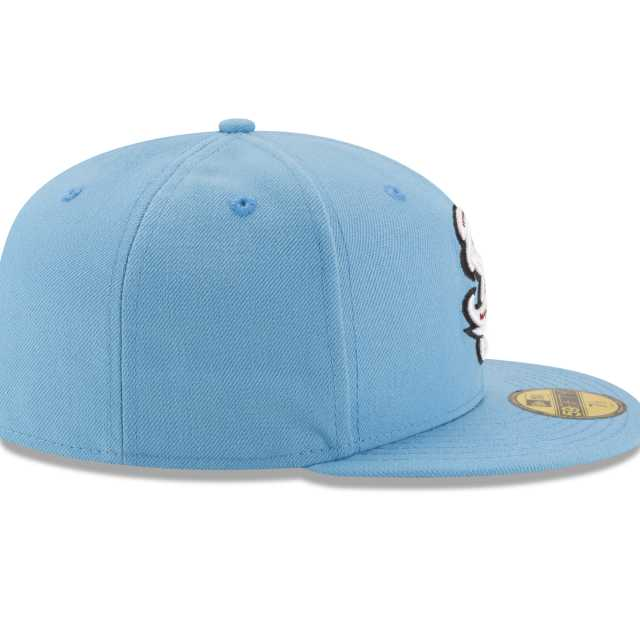 OMAHA STORM CHASERS AUTHENTIC COLLECTION 59FIFTY FITTED Right side view
