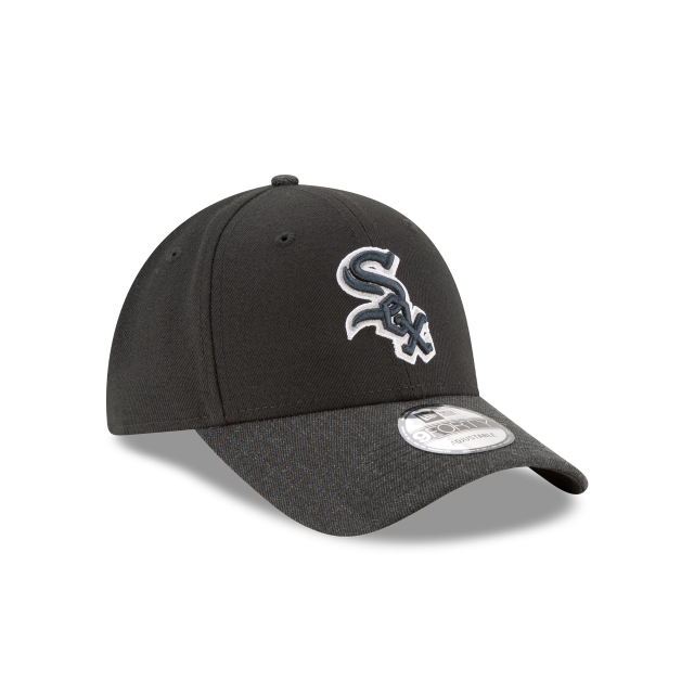 CHICAGO WHITE SOX HEATHER 9FORTY ADJUSTABLE 3 quarter right view