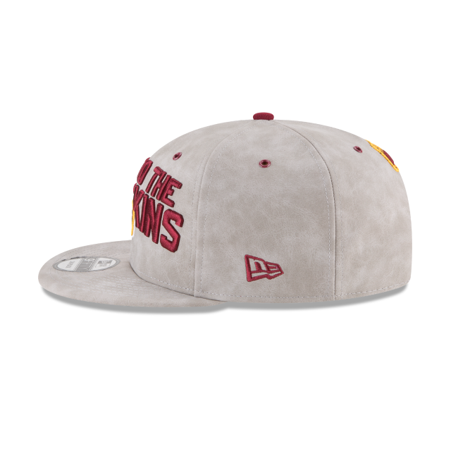 WASHINGTON REDSKINS SPOTLIGHT PREMIUM 9FIFTY SNAPBACK Left side view
