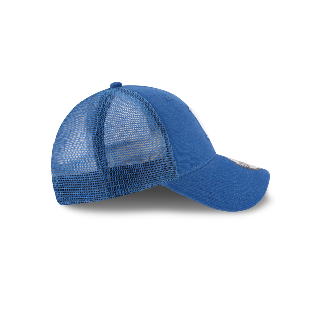 d55a98b0e2d KANSAS CITY ROYALS TRUCKER 9FORTY ADJUSTABLE Right side view
