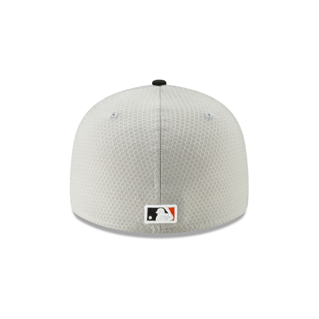SAN FRANCISCO GIANTS BATTING PRACTICE ROAD LOW PROFILE 59FIFTY FITTED Rear view