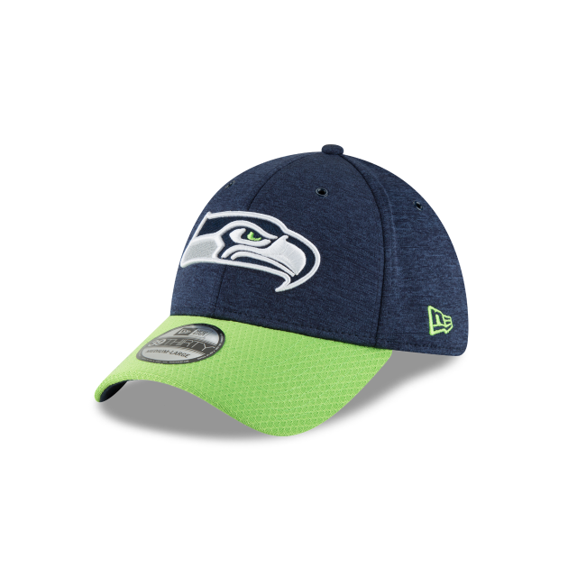 Seattle Seahawks Official Sideline Home 39thirty Stretch Fit  0075d87e9