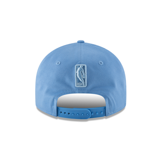 GOLDEN STATE WARRIORS TONAL PASTEL RETRO CROWN 9FIFTY SNAPBACK Rear view