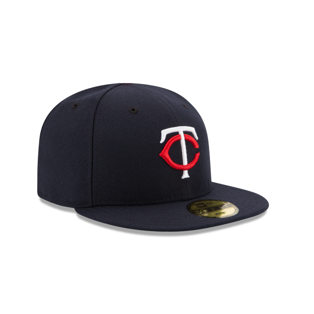 MINNESOTA TWINS MY FIRST KIDS AUTHENTIC COLLECTION 59FIFTY FITTED 3 quarter right view