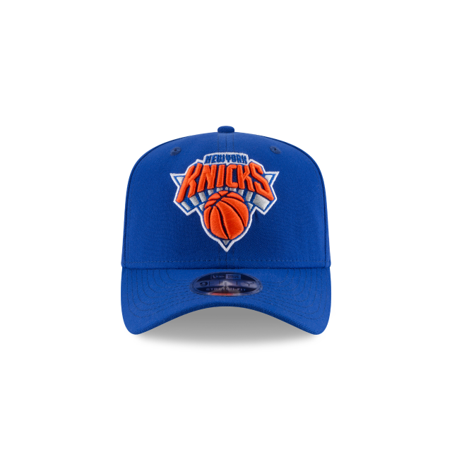 NEW YORK KNICKS STRETCH SNAP 9FIFTY SNAPBACK Front view