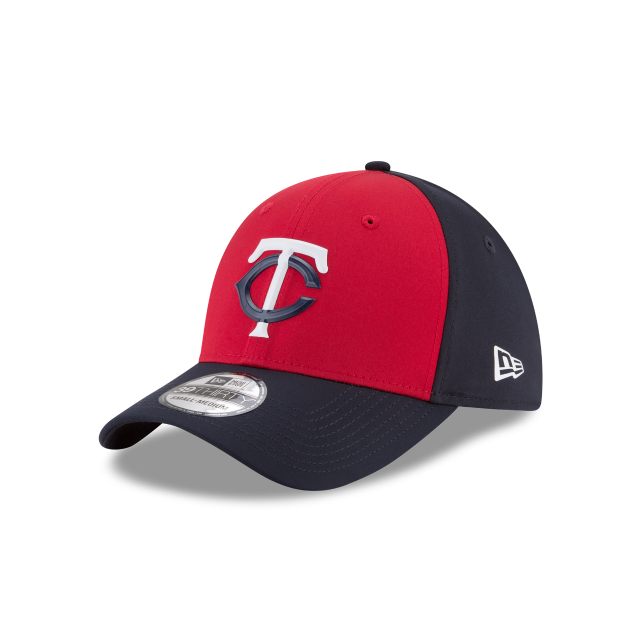 MINNESOTA TWINS SPRING TRAINING PROLIGHT 39THIRTY STRETCH FIT 3 quarter left view