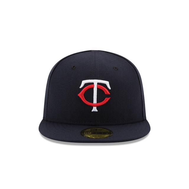 MINNESOTA TWINS MY FIRST KIDS AUTHENTIC COLLECTION 59FIFTY FITTED Front view