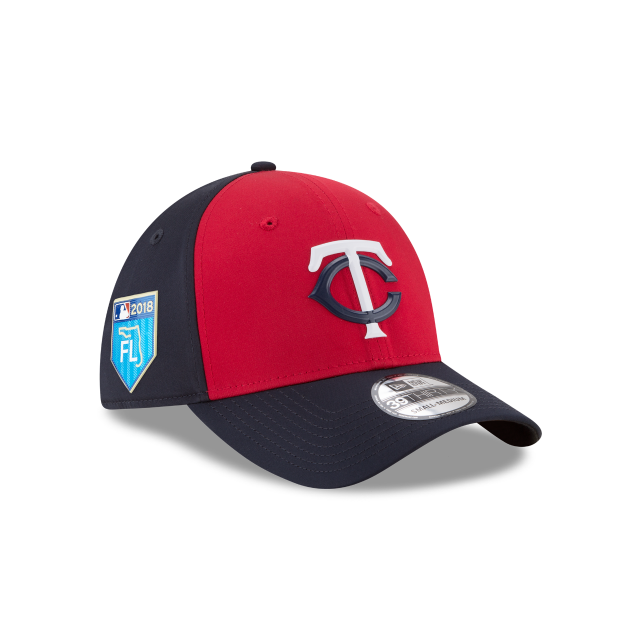 MINNESOTA TWINS SPRING TRAINING PROLIGHT 39THIRTY STRETCH FIT 3 quarter right view