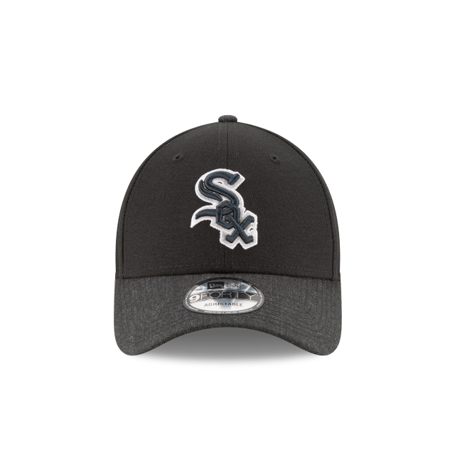 CHICAGO WHITE SOX HEATHER 9FORTY ADJUSTABLE Front view