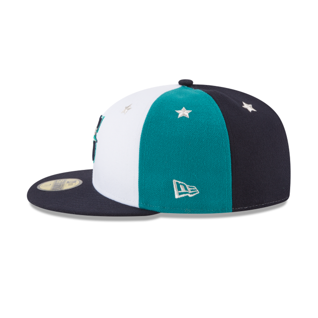 super popular 2428e 9ae28 ... clearance seattle mariners all star game kids 59fifty fitted left side  view d881b 77506