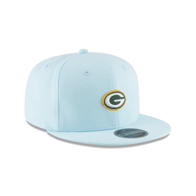 GREEN BAY PACKERS MICRO STITCH 9FIFTY SNAPBACK 3 quarter right view