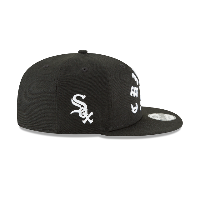 CHICAGO WHITE SOX TEAM DELUXE 9FIFTY SNAPBACK Right side view