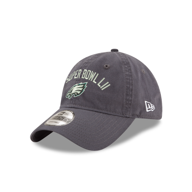 PHILADELPHIA EAGLES SUPER BOWL LII 9TWENTY 3 quarter left view