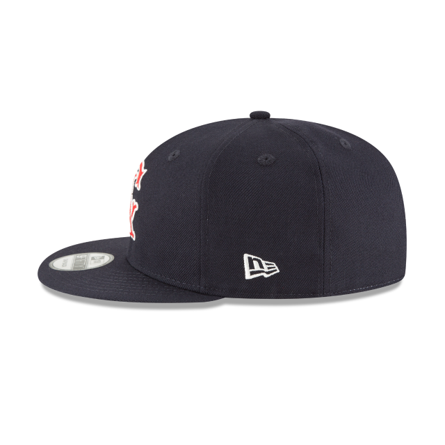 CALIFORNIA ANGELS INAUGURAL SEASON 9FIFTY SNAPBACK Left side view