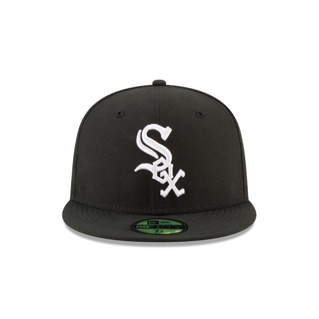 CHICAGO WHITE SOX JACKIE ROBINSON SIDE PATCH 59FIFTY FITTED Front view